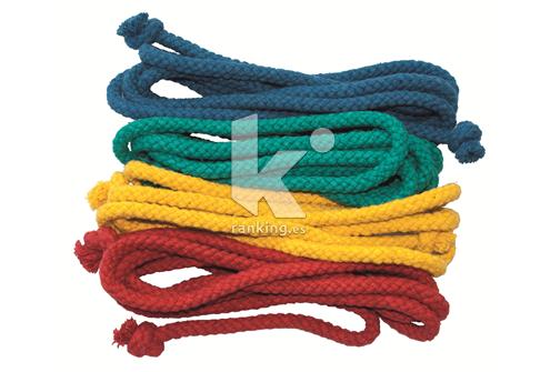 Cuerda Básica algodón 2m. Set de 4 uds