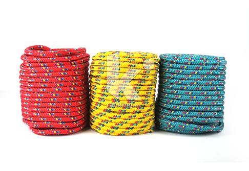 Cuerda multiactividad 30 m. Bicolor
