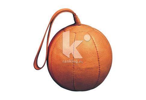 Outlet Balon Medicinal Piel. Con agarradera - 5 kg.