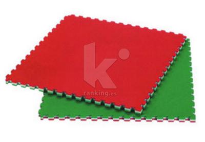 Tatami Profesional JUDO / LUCHA. Plancha de 100 x 100 x 4 cm.