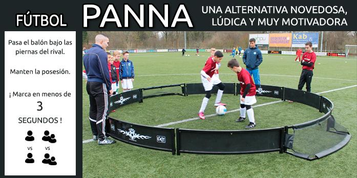 Campo de juego Panna para street football. ffe1d11f31932
